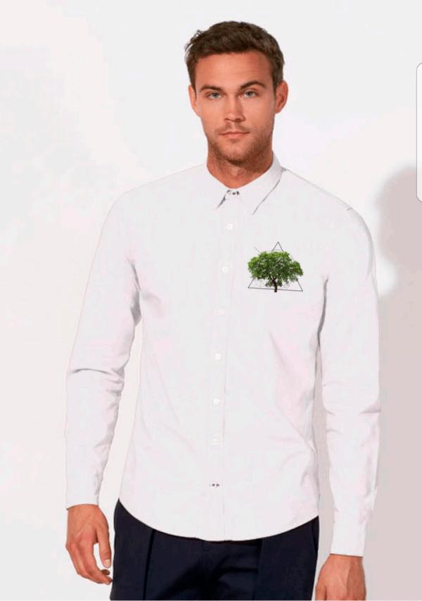 Camisa de manga larga de Pamukkale World