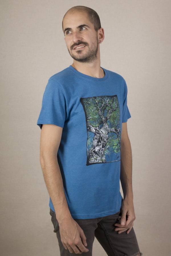 camiseta-arbol-hombre-azul-sirem-wild-2