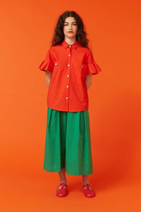 Blusa roja 4