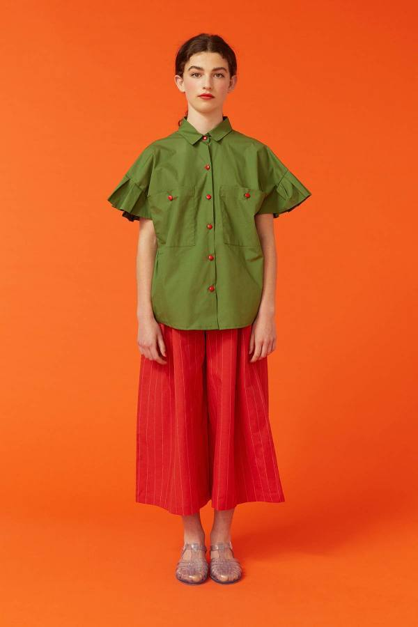 Camisa verde 4
